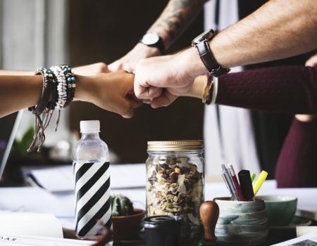 Erfolgreiche Teamarbeit in der digitalen Zeit